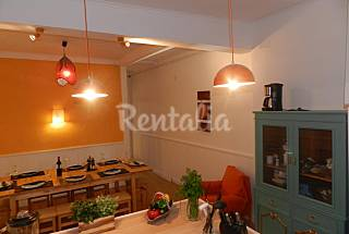 House for 6 people only 300 meters from the beach Lisbon