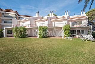 Casa adosada frente a la playa en Cambrils Tarragona