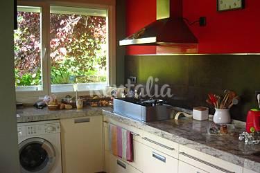 Casa Cucina Rioja (La) Ollauri Casa di campagna