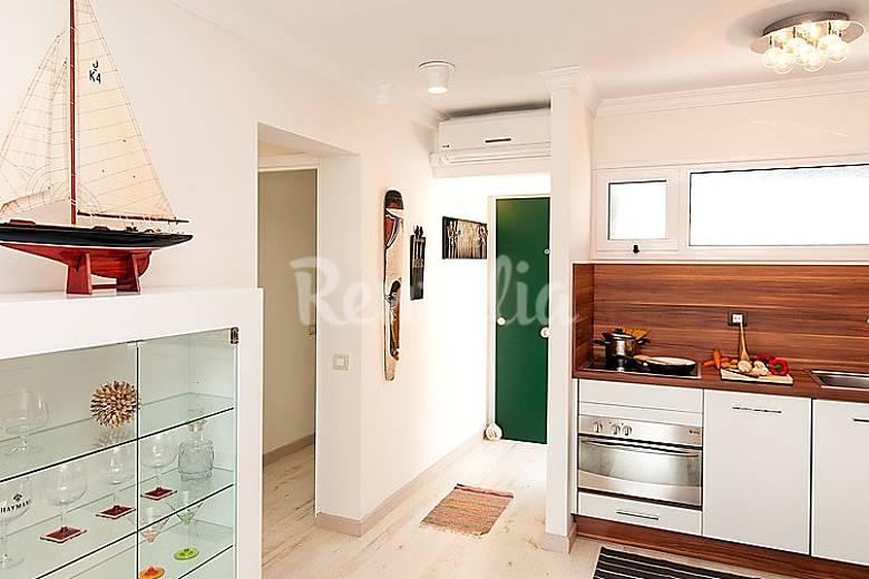 Apartamento para 4 personas en san bartolom de tirajana for Muebles san bartolome