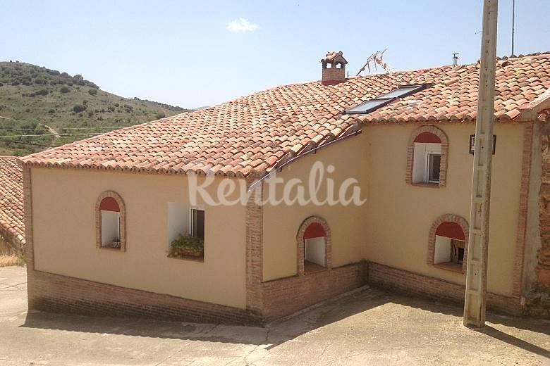 Casa Rural El Cubillar Teruel