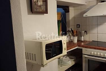 Casa Cocina Teruel Nogueras Casa en entorno rural