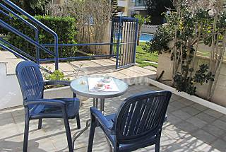 Apartment for 4 people only 1meters from the beach Valencia