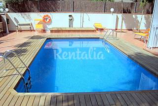 Apartment max.5 people,just 400 meters from beach Barcelona
