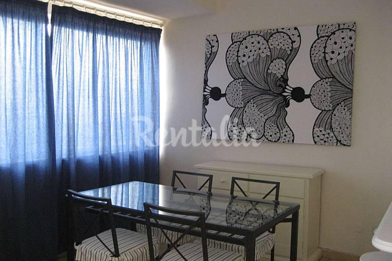 Apartments Dining-room Tenerife Santa Cruz de Tenerife Apartment