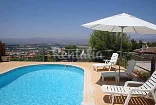 Villa with pool & near to the beach in Málaga Málaga