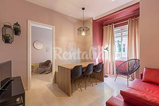 Apartment with 3 bedrooms in the centre of Barcelona Barcelona