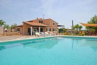 Villa en location à 10 km de la plage Majorque