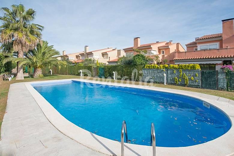 Cambrils Casa de 4 habitaciones a 300m de la playa Tarragona