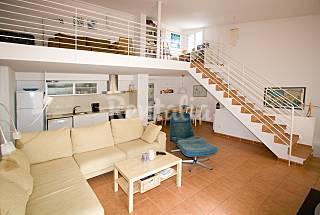 Apartamento para 4-6 personas a 500 m de la playa Girona/Gerona