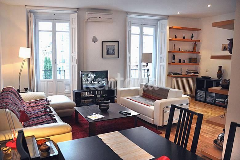 Appartamento con 1 stanza nel centro di Madrid Madrid