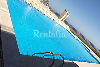 Apartamento totalmente equipado a 700 m da praia Setúbal