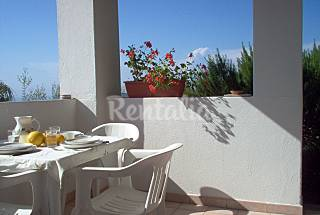 self catering apartment with sea view Naples