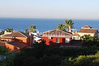 Casa de 4 habitaciones a 1000 m de la playa Málaga