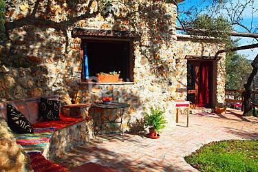 Las Terrace Granada Lanjarón Cottage