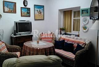 Casa para 6 personas a 100 m de la playa Cádiz