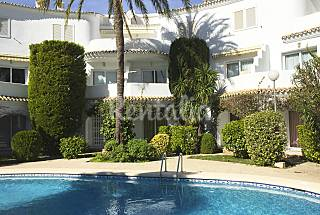 Apartment for rent only 140 meters from the beach Alicante