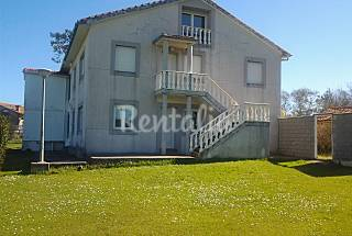 House for rent only 50 meters from the beach Cantabria