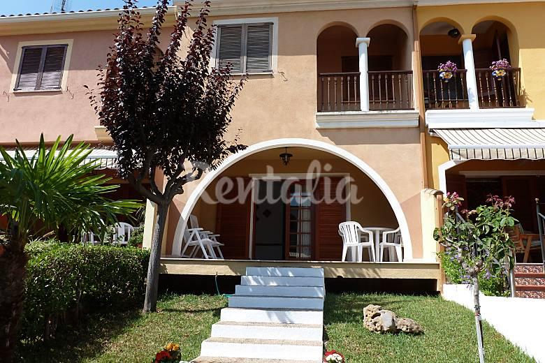 Casa en alquiler a 300 m de la playa las villas benicasim benic ssim castell n castell n - Alquiler de casas en castellon ...