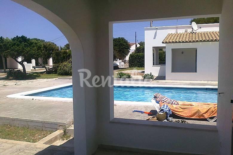 Casa en alquiler a 50 mts del mar calan blanes ciutadella de menorca menorca - Casas de alquiler en blanes ...