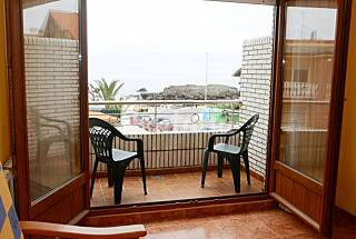 Apartment for rent only 250 meters from the beach Cantabria