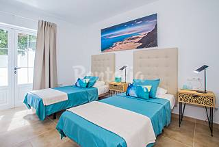 Villa de lujo Jaira en la playa Lanzarote
