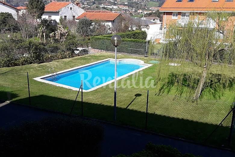 Amplio chalet con piscina muy cerca de santander arce - Piscinas en santander ...
