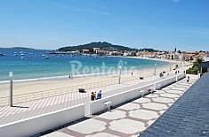 2 Apartamentos en alquiler en 1a línea de playa Pontevedra