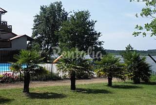 Apartamento para 4-6 pessoas a 6 km da praia Landes