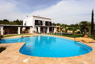 Villa for rent with swimming pool Ibiza