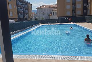 Apartamento Magnifico en Unquera con piscina Cantabria