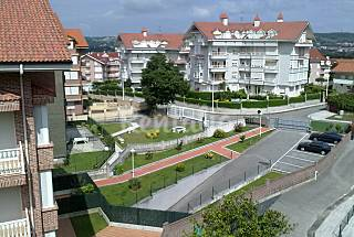 Apartment with 2 bedrooms only 1000 meters from the beach Cantabria