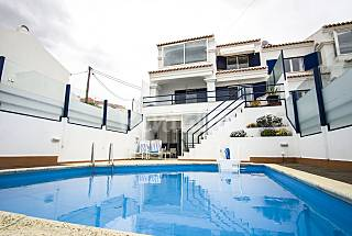 Villa for rent only 800 meters from the beach Lisbon