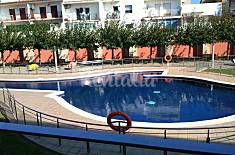 Apartment for rent 2 km from the beach Girona