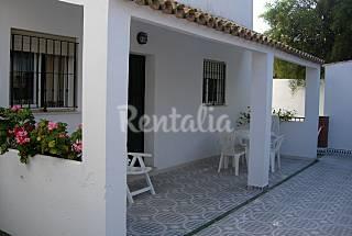 Villa de 3 habitaciones a 250 m de la playa Cádiz