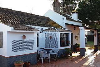 Casa para 5-6 personas a 1000 m de la playa Cádiz
