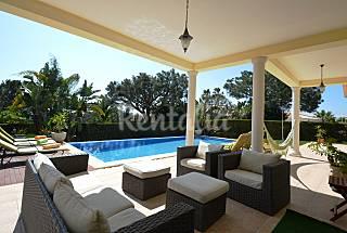 Luxury 5 bedroom Villa in Vila Sol Golf Estate  Algarve-Faro