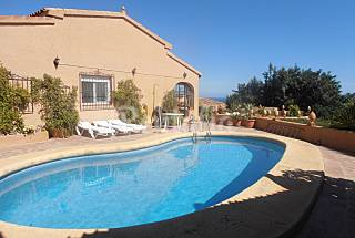 Villa with 3 bedrooms 2.5 km from the beach Alicante