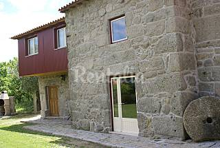House for 2-3 people 6 km from the beach Braga