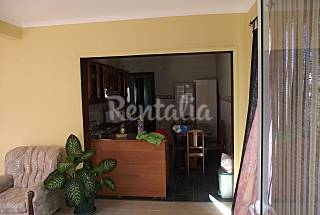 House for rent 2.5 km from the beach São Miguel Island