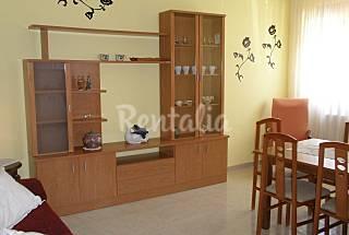 Appartement en location à 2.5 km de la plage Asturies
