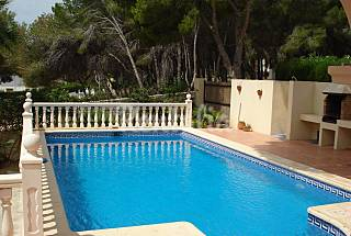 Villa for 6 people only 800 meters from the beach Alicante
