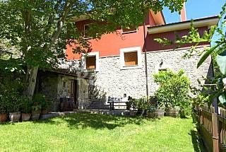 Maison pour 4 personnes à 2.5 km de la plage Asturies