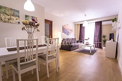 Amplio Apartamento 14 personas en centro Histórico Málaga