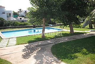 Apartamento para 4-5 personas en 1a línea de playa Menorca