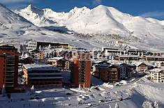 Apartment with 2 bedrooms Passo del Tonale Trentino
