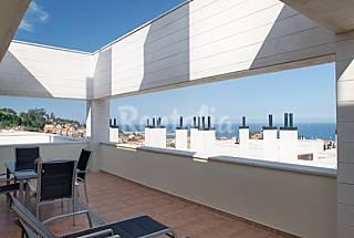 Appartement en location à 450 m de la plage Asturies