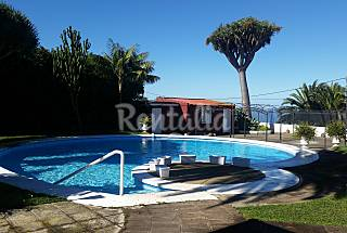 Villa for 7 people 3 km from the beach Tenerife