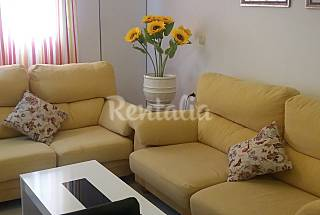 Apartamento en alquiler a 100 m de la playa Almería