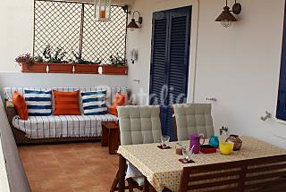 Apartment for 4-5 people only 200 meters from the beach Almería